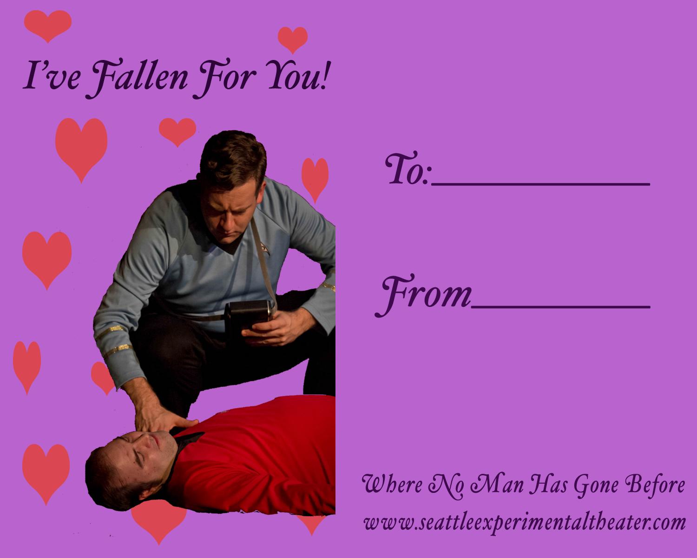 Red Shirt Valentine: